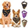 Halloween Cute Pet Dog Scarf Collar Puppy Cat Triangular Neckerchief Bib Bandana