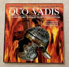 Miklós Rózsa Quo Vadis - Madame Bovary - Ivanhoe - Plymouth Adventure  CD 1998