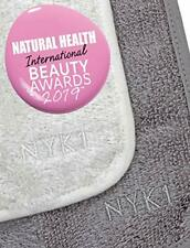 Bamboo Face Cloth Flannels Face Cloth Pack of (2) - NYK1 Cleanse And Clear