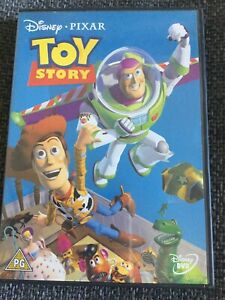 Toy Story (DVD, 2000) 🎁🎁🎁🎁