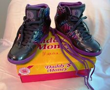 SKECHERS Daddy'$ Money Moolah-Wonderland Sneakers Size 6.5 New in Box