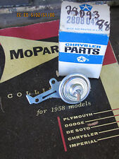 NOS 1960's 1970's MoPar Dodge Plymouth Carburetor Choke Pull Off HOLLEY 2 BBL
