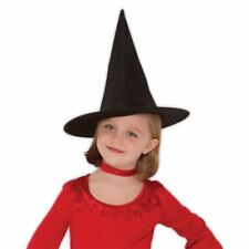 Children Classic Witch Hat Halloween Fancy Dress Costume