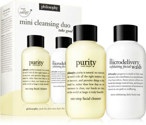 Philosophy Multi Skin. Microdelivery Exfoliating Facial Wash & Eyes, Philosophy,