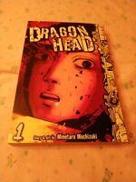 Dragon Head Vol 1 Manga 2006, Minetaro Mochizuki, English, great condition