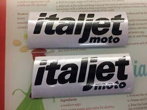 ITALJET STICKERS TRIALS SCOOTER