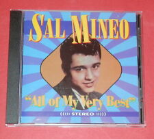 Sal Mineo - All my very best -- CD / Oldies