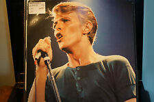 Rare David Bowie At the Tower Philadelphia RCA 1982 Germany Black Label PL89082