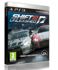 PS3-SHIFT 2 Unleashed (Need for Speed) ** Nuovo e Sigillato ** UFFICIALE STOCK Regno Unito