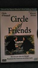 Circle of Friends (DVD, 1998, Widescreen) Minnie Driver ** Romantic Comedy