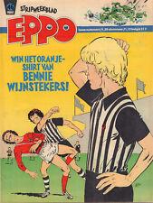 STRIPWEEKBLAD EPPO 1980 nr. 46 - ROEL DIJKSTRA (COVER) / STEVEN SEVERIJN / STORM