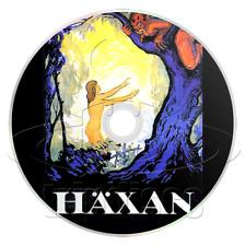 Häxan (Haxan) (1922) Documentary, Fantasy, Horror Film / Movie on DVD
