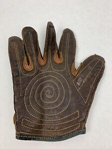 Antique Vintage 1920s Ken-Wel Hand Ball Glove Stitched Palm Excellent Condition
