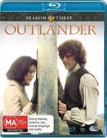 Outlander : Season 3 (Blu-ray, 5-Disc Set) NEW