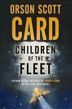 Fleet School: Children of the Fleet 1 by Orson Scott Card (2017, Hardcover)