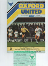 Away Teams FA Cup Home Teams O-R Football Programmes