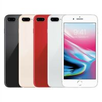 Apple iPhone 8 Plus Choose your carrier or Unlocked! 64GB 256GB ALL COLORS!