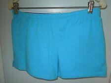 Cotton Blend Athletic Shorts for Women