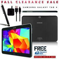 Samsung Galaxy Tab 4 (Bundle) • 10.1-in • 16 GB • Black • Wi-Fi +4G AT&T