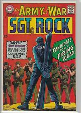 Our Army at War #184 Sgt.Rock Death of Wee Willie