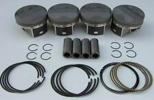 JDM NIPPON RACING FLOATING PRC ITR PISTONS TYPE R K20 DC5 HST Oversize 86.5mm