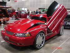 "Ford Mustang 99-04 Bolt-on Vertical Lambo Doors by ""BoltonLamboDoors"""