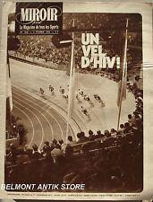 Miroir Sprint n°1232 - 1970 - Patrick Russell - Vel d'Hiv de Grenoble - Vélo