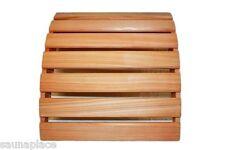 Free Shipping! Cedar Sauna Pillow, sauna accessories, sauna supplies, saunas