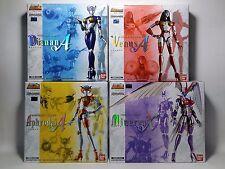 Bandai Soul of Chogokin GX-08MA 09MA 11MA 12MA 4pcs SET Mazinger Z  New