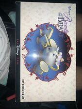 Vintage Disney Store Beauty And The Beast Toy China Tea Set Mrs. Potts 1994 Box