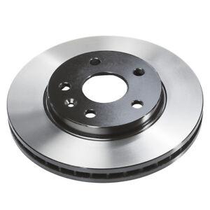Frt Disc Brake Rotor  Wagner  BD180437E