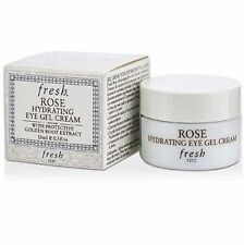 FRESH  ROSE HYDRATING EYE GEL CREAM 0.5 OZ BOXED AMAZING!