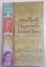 Ancient History Reader What Really Happened In Ancient Times Homeschool Age 8-14