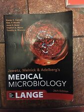 Jawetz, Melnick & Adelberg's Medical Microbiology (26th edition)
