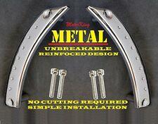 Metal Reinforced for 98-2010 VW Beetle Door Panel Door Handle Repair Kit Chrome