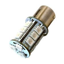 HQRP Bombilla LED BAU15 18 LED SMD 5050; color ámbar para 1680, 5007, 5008, 7506