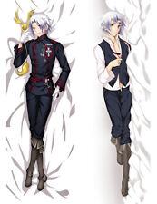 D·Gray-man Dakimakura Allen Walker Anime Male Hugging Body Pillow Case Cover