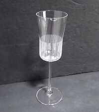 Calvin Klein Angled Cut Wine Water Glass (s) 9-1/2""