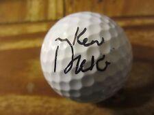 Ken Duke Golfer Autographed Signed Top Flite Golf Ball PGA Tour