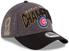 Chicago Cubs New Era 39Thirty 2016 World Series One Size Flex Fit Cap Hat