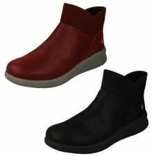 Ladies Cloudsteppers by Clarks Ankle Boots Sillian 2.0 Dusk