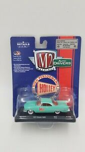 """M2 MACHINES - AUTO DRIVERS - 1/64 - 1957 CHRYSLER 300C """"HOLLEY"""" - #11228 - ©2017"""