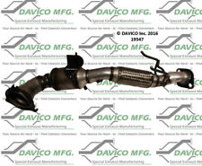 Catalytic Converter-Exact-Fit Front Davico Exc CA fits 13-15 Ford Escape 1.6L-L4