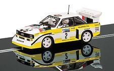 Scalextric-C3634 Audi Quattro Sport E2 LOMBARD RALLY RAC-Nuevo