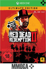 Red Dead Redemption 2 Ultimate Edition-Xbox One Download Code-XBOX Jeu de