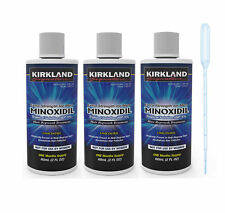 3 MONTH KIRKLAND MINOXIDIL SOLUTION 5% MEN'S HAIR LOSS TREATMENT* WORLD DELIVERY