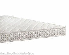 6 inch Innerspring Pocket Coil Foam Mattress Comfort Contour Queen Size