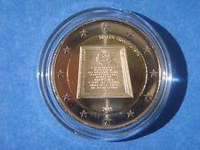 """Pièce 2 euros MALTE 2015 """"Republic of Malta 1974, Indépendance""""  sous capsule."""