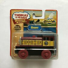 Thomas & Friends DART Wooden Railway LC98124 Engine Railroad REAL WOOD