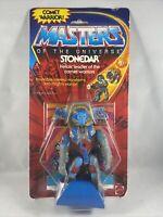 MOTU VINTAGE STONEDAR Masters of the Universe MOC Clear Bubble sealed He-Man